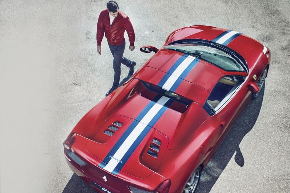 Ferrari – Studio Circus